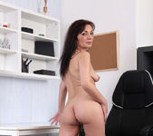 Tyna Black - The Sexy Office Lady 10