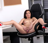 Tyna Black - The Sexy Office Lady 12