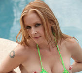 Indica Greenly - Relaxing By The Pool 2