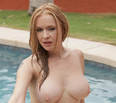 Indica Greenly - Relaxing By The Pool 9