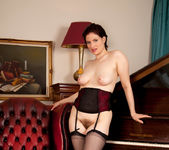 Brianna Green - Heels And Stockings 23