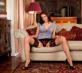 Miah Croft - Legs Spread Wide 2