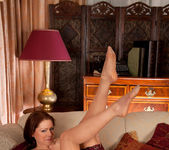 Miah Croft - Legs Spread Wide 11