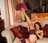 Miah Croft - Legs Spread Wide 13