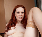 Mystique - Red Haired Mature 21