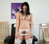 Amber Lustfull - Stripping For You 9