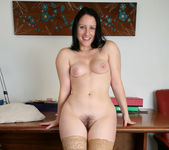 Amber Lustfull - Toy Gets Her Really Wet 10