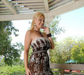 Charlee Chase - Outdoor Self Pleasure 3