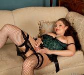 Sophia Delane - Sexy Fishnet Stocking 19