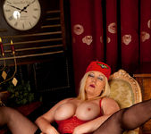 Michelle B - Naughty Stewardess 24