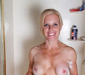 Georgie - Shaved Pussy - Anilos 11