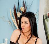 Sienna Richardson - Beige Dildo 9