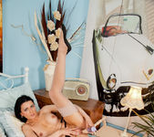 Sienna Richardson - Beige Dildo 24