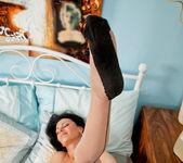 Sienna Richardson - Beige Dildo 25