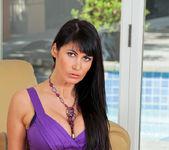 Eva Karera - Purple Panties 3
