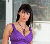 Eva Karera - Purple Panties 5