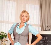 Amber Jayne - Naughty Teacher 6