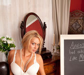 Amber Jayne - Naughty Teacher 12