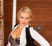 Amber Jayne - Office Tits - Anilos 6