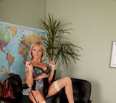 Cathy Oakely - Office Playtime 8