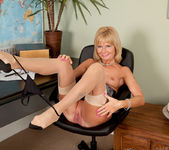 Cathy Oakely - Office Playtime 12