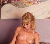 Cathy Oakely - Purple Vibrator 7