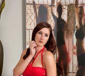 Ariel - Red Dress - Anilos 2