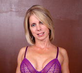 Jenny Mason - Purple Lingerie 2