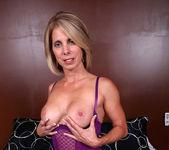 Jenny Mason - Purple Lingerie 7