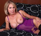 Jenny Mason - Purple Lingerie 8