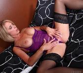 Jenny Mason - Purple Lingerie 11