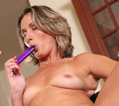 Misty Law - Purple Vibrator 23