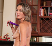 Misty Law - Purple Vibrator 25