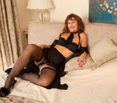 Cascade - Black Stockings - Anilos 6