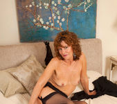 Cascade - Black Stockings - Anilos 17