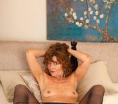Cascade - Black Stockings - Anilos 19