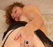Cascade - Black Stockings - Anilos 22