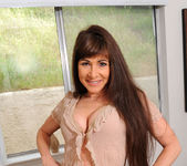 Alexandra Silk - Pantyhose Housewife 2