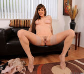 Alexandra Silk - Pantyhose Housewife 17