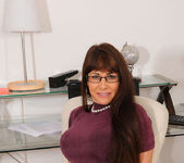 Alexandra Silk - Office Fun 2