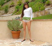 Alexandra Silk - Outdoor Milf 6