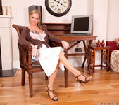 Louise Dakotah - Mature Secretary 3