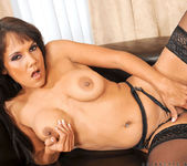 Anjanette Astoria - Black Stockings 13