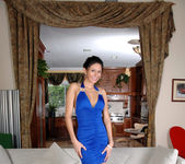 Nikki Daniels - Blue Dress 2