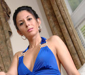 Nikki Daniels - Blue Dress 8