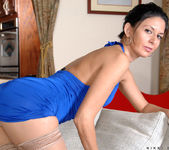 Nikki Daniels - Blue Dress 10