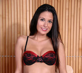 Nikki Daniels - Lingerie Stocking 2