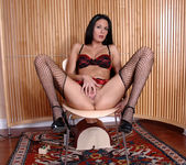 Nikki Daniels - Lingerie Stocking 6