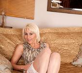 Jan Burton - White Thongs - Anilos 3