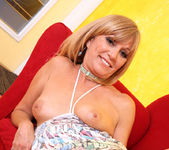 Jessica Sexxxton - Colorful Dress 8